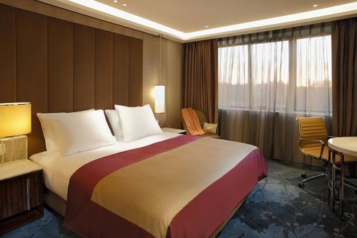 最佳西方精品海航乌鲁威索德酒店 - 布鲁塞尔 - 睡房