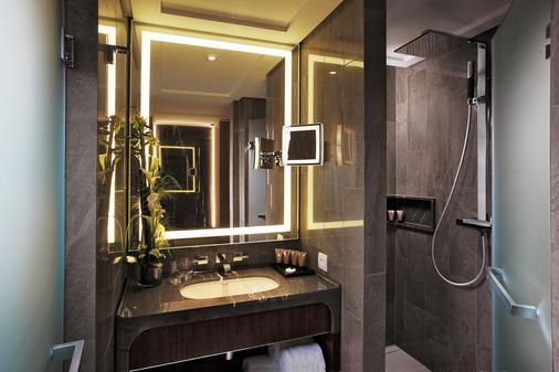 最佳西方精品海航乌鲁威索德酒店 - 布鲁塞尔 - 浴室
