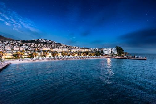 博德鲁姆海滩瑞士度假酒店 - 博德鲁姆 - 海滩