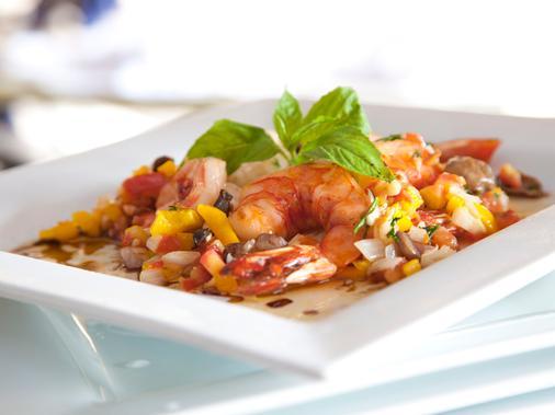 巴亚尔塔港德尔帕尔马海滩别墅度假水疗酒店 - 巴亚尔塔港 - 食物