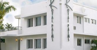 皇家棕榈度假村及水疗中心 - 劳德代尔堡 - 建筑