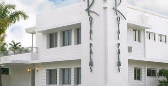 皇家棕榈水疗度假村 - 劳德代尔堡 - 建筑