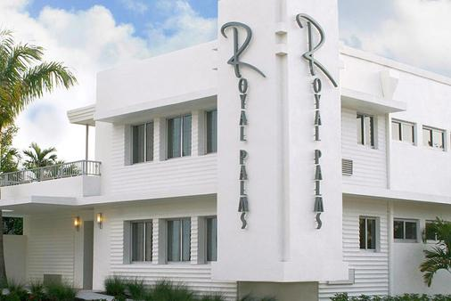 北滩皇家棕榈度假村及Spa度假酒店 - 劳德代尔堡 - 建筑