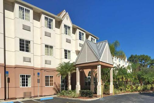 佛罗里达人套房酒店 - 奥兰多 - 建筑
