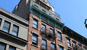 纽约市蓝月亮酒店 - 纽约 - 建筑