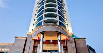 多哈希尔顿酒店 - 多哈 - 建筑