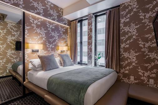 纽约室友酒店 - 纽约 - 睡房