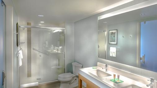 华盛顿特区凯悦嘉轩酒店/国家广场店 - 华盛顿 - 浴室