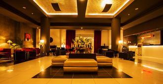 马拉喀什亚当公园酒店及水疗中心 - 马拉喀什 - 大厅