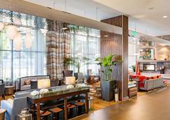 西雅图市中心华盛顿希尔顿花园酒店 - 西雅图 - 大厅