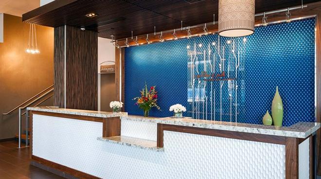 西雅图市中心华盛顿希尔顿花园酒店 - 西雅图 - 柜台