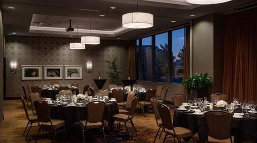 西雅图市中心华盛顿希尔顿花园酒店 - 西雅图 - 宴会厅