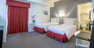 格兰特广场酒店 - 旧金山 - 睡房