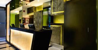 J8酒店 - 新加坡 - 柜台
