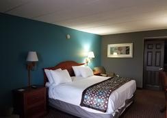圣路易斯市中心美洲最佳价值酒店 - 圣路易斯 - 睡房