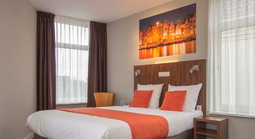 阿姆斯特丹林登酒店 - 阿姆斯特丹 - 睡房