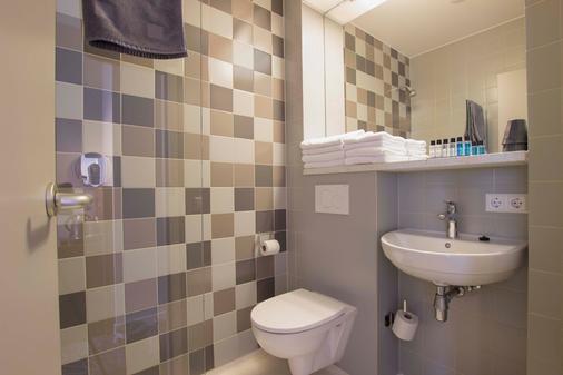 阿姆斯特丹林登酒店 - 阿姆斯特丹 - 浴室