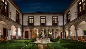 吉马良斯修道院酒店-纪念碑酒店 - 吉马朗伊什 - 建筑