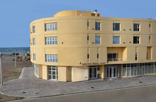 梅林布里格公寓 - 玛德琳港 - 建筑