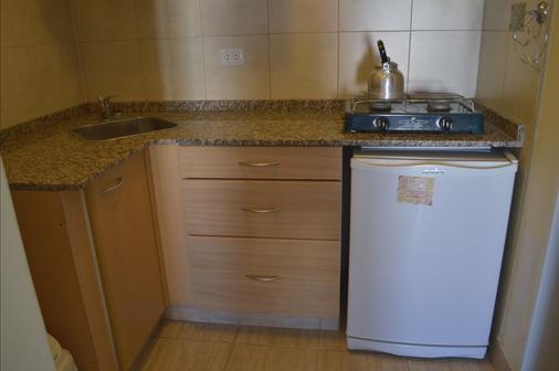梅林布里格公寓 - 玛德琳港 - 厨房