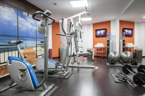 泽尼特葡京酒店 - 里斯本 - 健身房