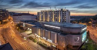 奥尔桑卡国会运动酒店 - 布拉格 - 建筑