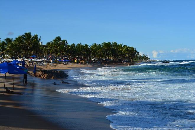 伊塔普卢阿酒店 - 萨尔瓦多 - 海滩