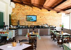 伊塔普卢阿酒店 - 萨尔瓦多 - 餐馆