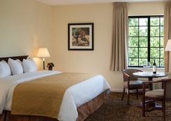 纳帕酒庄酒店 - 纳帕 - 睡房
