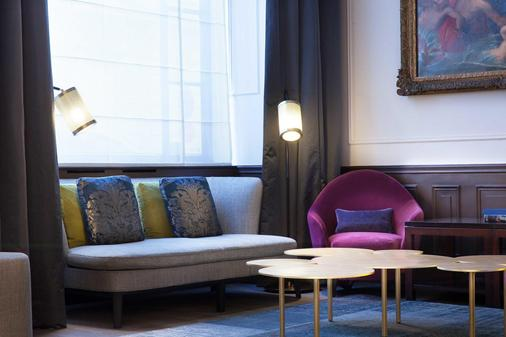 巴黎奥尔赛酒店 - 巴黎 - 客厅