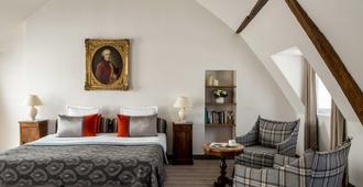 巴黎奥尔赛酒店 - 巴黎 - 睡房