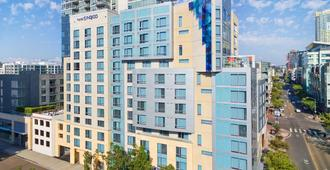 圣地亚哥靛蓝酒店 - 格斯灯街区 - 圣地亚哥 - 建筑