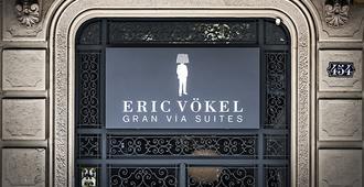 埃里克沃克尔精品公寓酒店-格兰大道套房 - 巴塞罗那 - 建筑