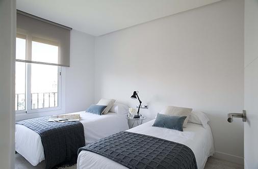 埃里克沃克尔精品公寓酒店 - 格兰大道套房 - 巴塞罗那 - 睡房