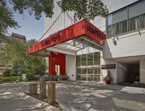 马特里克斯酒店 - 埃德蒙顿 - 建筑