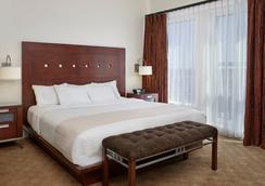 韦达米特拉酒店 - 埃德蒙顿 - 睡房