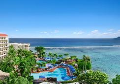 关岛希尔顿度假酒店 - 关岛 - 游泳池
