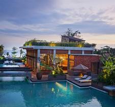 巴厘岛沼泽避风港套房酒店