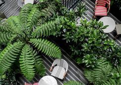 巴黎布列塔尼大区阿祖雷瓦酒店 - 巴黎 - 露天屋顶