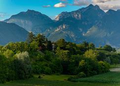 伯托迪农庄酒店 - 贝卢诺 - 户外景观