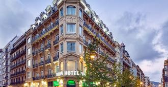 欧罗巴塞尔可特尔酒店 - 圣塞瓦斯蒂安 - 建筑