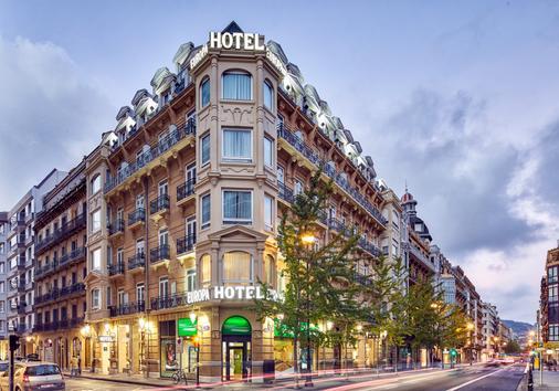 欧洲塞尔科蒂尔酒店 - 圣塞瓦斯蒂安 - 建筑