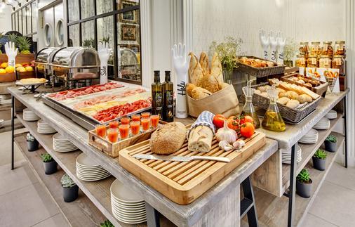 欧洲塞尔科蒂尔酒店 - 圣塞瓦斯蒂安 - 自助餐
