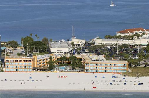海豚滩度假酒店 - 圣彼得海滩 - 海滩