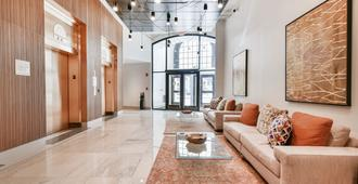 波士顿市中心全球奢华套房酒店 - 波士顿 - 大厅