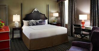 弗朗西斯德雷克爵士金普敦酒店 - 旧金山 - 睡房