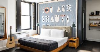 埃斯酒店 - 纽约 - 睡房