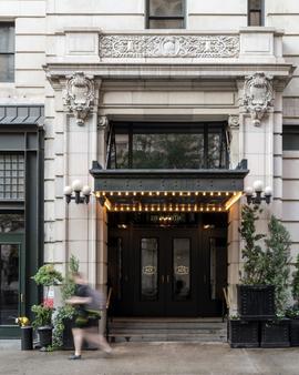 埃斯酒店 - 纽约 - 建筑