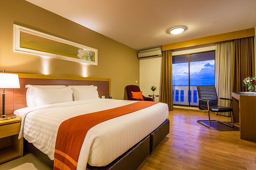 枫叶酒店 - 曼谷 - 睡房