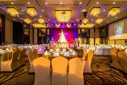 枫叶酒店 - 曼谷 - 宴会厅